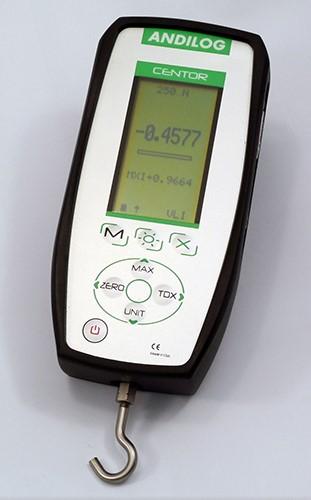 Kraftmessgerät Centor Easy für den Wiretest T1